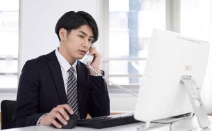 テレワーク時に050番号を利用して電話番出社をなくす
