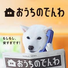 おうちのでんわ 月額500円~(稅抜)?別途、通話料がかかります。もしもし、安すぎです!