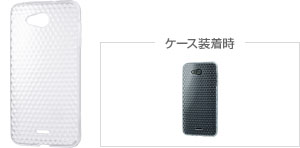 SoftBank SELECTION ソフトケース for DIGNO® U