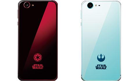 2つの STAR WARS mobile、登場