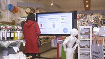 コンセプトムービー「Pepper meets Microsoft Azure 未来の商品棚」