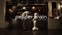 Pepper ブレイン